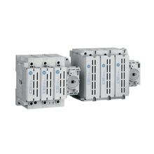 194R Fused and Non-Fused Disconnected Switches, Open, Non-Fused IEC, 125 A, 3 Pole