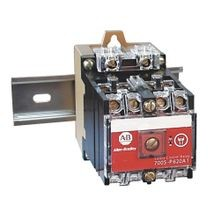 700S-P and 700S-DCP Safety Control Relay, 10 A, Open Type DIN Rail Mount, 8 Pole, 7 N.O. / 1 N.C., 120V 60Hz