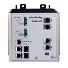 Stratix 8000 Switch, Managed, 10-port Base Switch