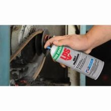 LPS® 02216 Belt Dressing Lubricant, 16 oz Aerosol Can, Liquid, Colorless/Clear, 0.67 to 0.69