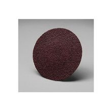 Roloc™ 604402-09140 Quick Change Grinding Disc, 50.8 mm Dia, 80/CRS, Aluminum Oxide Abrasive, TR Attachment