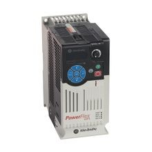 PowerFlex 525 AC Drive, with Embedded EtherNet/IP and Safety, 480 VAC, 3 Phase, 5 HP, 4 kW Normal Duty; 5 HP, 4 kW Heavy Duty, Frame B, IP20 NEMA / Open Type, No Filter