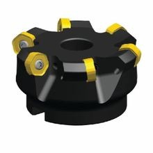 Kennametal® Dodeka™ Mini Face Mill, 2.321 in Cutting, 1.575 in OAL, 0.127 in Maximum Depth of Cut