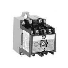 NEMA Heavy-Duty Industrial Relay, 8 N.O. Contacts, 10 Amp AC Contact Rating, 110V 50Hz / 115-120V 60Hz, Open Type DIN Rail Mount