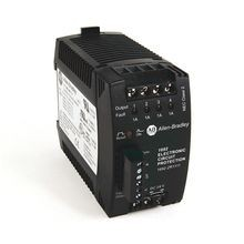Bulletin 1692 Electronic Circuit Protection (ECP), 24V DC Module Voltage, Module Protection and Class 2, 1 A, 1 A, 1 A, 1 A
