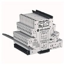 700-HL Electromechanical Relay Output, SPDT (1 C/O), w/ Screw Terminals, 110/125V AC/DC, with Hazardous Location Certification, Touch Safe Terminal Construction, Pkg. Qty. of 10