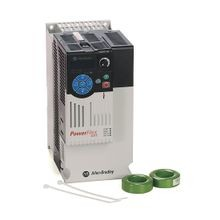 PowerFlex 525 AC Drive, with Embedded EtherNet/IP and Safety, 480 VAC, 3 Phase, 7.5 HP, 5.5 kW Normal Duty; 7.5 HP, 5.5 kW Heavy Duty, Frame C, IP20 NEMA / Open Type, Filter