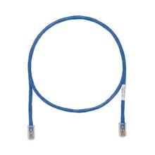 Panduit® TX5e™ UTPCH140BUY U/UTP Patch Cord, Cat 5e Category, 24 AWG Stranded Copper Conductor, RJ45 Connector, 140 ft L Cord