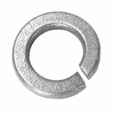BBI 349008 Regular Split Lock Washer, Imperial, 3/8 in, Alloy Steel, Zinc CR+3