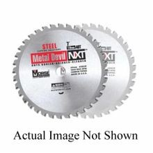 M.K. Morse® Metal Devil® 100403 Circular Saw Blade, 9 in Dia, 1 in Arbor, 60, Carbide Cutting Edge