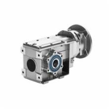 Siemens SIMOGEAR B29 2-Stage Bevel Gearbox with K4 Adapter, 3.5 Gear Ratio, 110 nm Torque