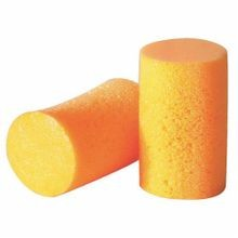 Howard Leight by Honeywell FF-1 FirmFit™ Single Use Uncorded Disposable Ear Plug, Universal, 30 dB, Cylindrical, Orange