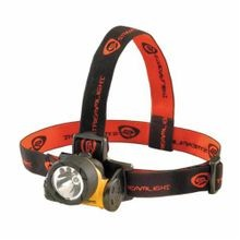 Streamlight® Trident® Light Weight, Waterproof Headlamp With Head Strap and Hard Hats Strap, C4 LED Bulb, ABS, 3 Bulb