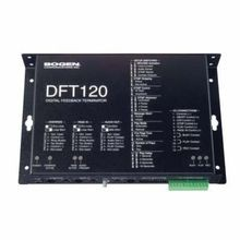 Bogen® DFT120 Digital Feedback Terminator, 12 VDC, 1 A Power, 24 VDC, 1 A Status Contact Rating