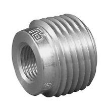 O-Z/Gedney RB-341A Type RB Explosionproof Reducing Bushing, 3 x 2 in Trade, Copper-Free Aluminum, Natural