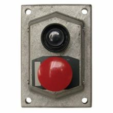 Crouse-Hinds DSD919 S769 EM-SP Factory Sealed Heavy Duty Pushbutton Control Station, 600 VAC, 2NO-2NC, NEMA 3/7B/7C/7D/9E/9F/9G