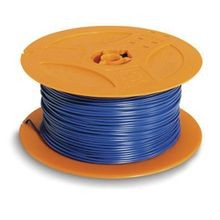 OLFLEX® 4510021 Control Cable, 300/500 VAC,) 20 AWG Class 5 Bare Copper Conductor, 100 m Ring L, Blue Jacket