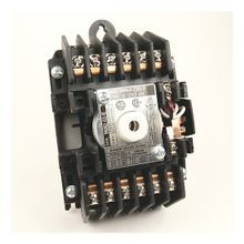 500LC AC Mechanically-Held Lighting Contactors, 12 N.O. 0 N.C. Contacts, Open, 110...120V AC 50/60 Hz