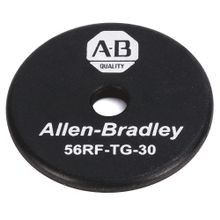 56RF, 57RF Radio Frequency Identification (RFID), 128 Byte Memory Size, Disc Tag, SLI, 30 mm diameter