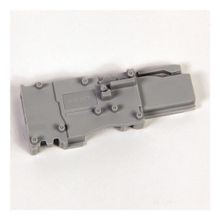 1492 Terminal Block Accessories Ganged Connector Middle Plugs (Grey)