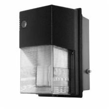 Dual-Lite® RidgeLine® NRG304BE Perimeter Outdoor Wallpack With Emergency Battery Back-up, CFL Lamp, 120/277 VAC