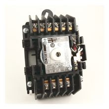 500LC AC Mechanically-Held Lighting Contactors, 10 N.O. 0 N.C. Contacts, Open, 110...120V AC 50/60 Hz
