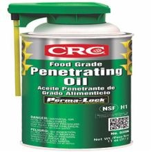 CRC® 03086 Perma-Lock™ General Purpose Non-Flammable Penetrating Oil With Perma-Lock™, 16 oz Aerosol Can, Liquid, Clear, 0.82