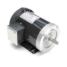 REGAL® G584 AC Motor, 1.5 hp, 230/460 VAC, 4.8/2.4 A, 60 Hz, 3 Phase, 56HC Frame, 1725 rpm, Bolt-On Mounting, TEFC Enclosure