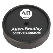 56RF, 57RF Radio Frequency Identification (RFID), 128 Byte Memory Size, Disc Tag, SLI, 50 mm diameter