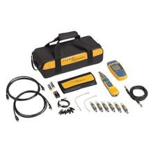 Fluke® MicroScanner2 MS2-KIT Cable Verifier, 0.3 m, Monochrome LCD with Backlight Display