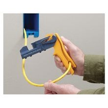 Fluke® JackRapid™ JR-LEV-1 8-Wire Termination Tool, For Use With Leviton 41106, 41108, 5G108 Cable
