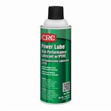 CRC® 03045 Power Lube® High Performance Industrial Lubricant, 16 oz Aerosol Can, Liquid, Light Amber/White Precipitate, 0.86299999999999999