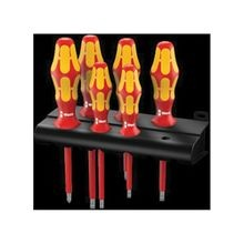 Wera® Kraftform Plus 100 Screwdriver Set, 6 Pieces