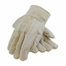 PIP® 94-932 Men's Premium Grade Hot Mill Gloves, Natural, 3-Layer/Straight Thumb