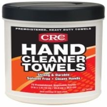 CRC® 04100 Hand Cleaner Towel
