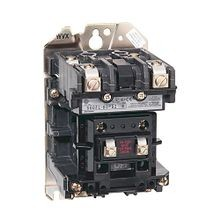 500FL NEMA Feed-Through Wiring Electrically Held Lighting Contactor ,60A, Open, 115-120V 60Hz, 2 Power Poles