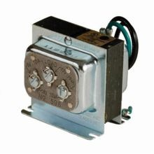 Edwards Signaling™ 596 590 Class 2 Signaling Transformer, 120 VAC Primary, 18/6 VAC Secondary, 50/60 Hz, 1 Phase