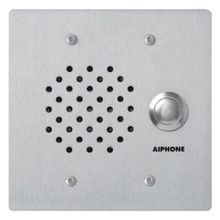 AIPHONE® LE-SS/A Entry Security Sub Station, 12 to 16 VAC/12 to 24 VDC 200 mA, Flush Mount
