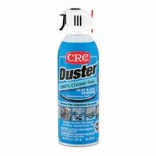 CRC® 05185 Duster™ Moisture-Free Dust/Lint Remover, 16 oz Aerosol Can, Liquefied Gas, Faint Ethereal, 8 oz