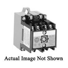 Allen-Bradley 700-P600A1 Heavy Duty Control Relay, 10 A, 6NO-0NC Contact Form, 110/115 to 120 VAC Coil