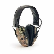 Honeywell 1030941 Impact Sport Sound Amplification Earmuff, 22 dB Noise Reduction, Leatherette