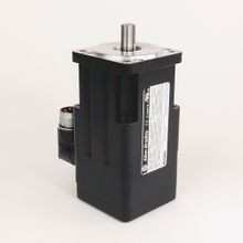 Bulletin MPL - Low-Inertia Brushless Servo Motors Product, 460 V, Frame Size 2 = 75 mm (2.95 in.), Stack Length 20 = 50.8 mm (2.0 in.), 6000 RPM, Multi-turn High-resolution Encoder (absolute feedback). Keyed Shaft Extension, SpeedTEC DIN Connector