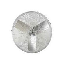 TPI ACH24 Assembled Assembled Air Circulator Head, 24 in Blade, 5000 Low/6800 High cfm, 120 VAC, 2.5 A