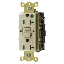 GFCI Receptacles | SMC Electric on circuit breaker, ground and neutral, electrical conduit, extension cord, earthing system, electric power distribution, power cord, alternating current, electrical engineering, power cable, wiring diagram, distribution board, national electrical code, three-phase electric power, knob-and-tube wiring, electric motor, junction box,