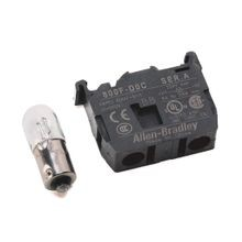 Incandescent Module, Latch Mount, 120V AC/DC