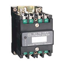 700-R Sealed Contact Industrial Control Relay, 8 N.O., 24V DC