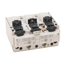Molded Case Circuit Breaker Trip Unit, 125A, H - Frame, T/M - Adjustable Thermal/Adjustable Magnetic TMA, Rated Current 100 A