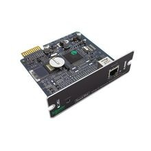 APC® by Schneider Electric AP9630 UPS Network Management Card, RJ-45 10/100 Base-T Interface, IPv6 Protocol, 1 Ports