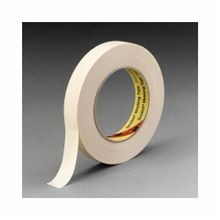 3M™ 23236MM55M Masking Tape, 55 m L x 36 mm W x 6.3 mil THK, Tan