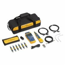 Fluke Networks® CIQ-KIT Network Cable Tester Kit With Tone Generator, LCD Display, -20 to 50 deg C Operating